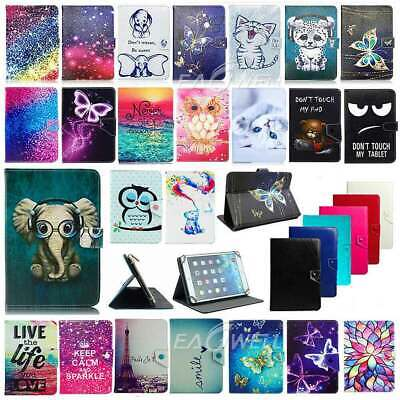 AU13.99 • Buy For Amazon Kindle Fire 7 / HD 8 / HD 10 2015~2019 Tablet Leather Flip Cover Case