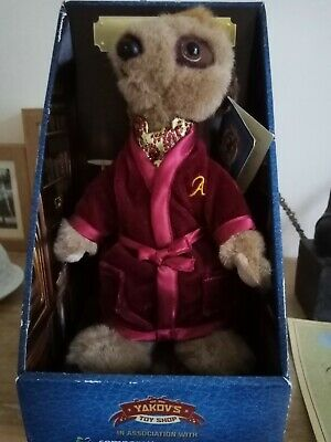 Compare The Meerkat Toy Yakov Toy Shop New In Box  • 5£