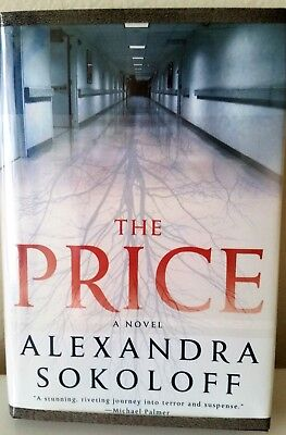 AU13.59 • Buy THE PRICE By Alexandra Sokoloff ~ SIGNED 1st /1st  + Promo BOOKMARK ~ NEW