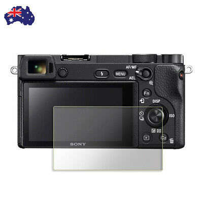 AU12.99 • Buy AU LCD Screen Film Protector For Sony Alpha A6000 A6300 ILCE-6000 ILCE6300 Camea