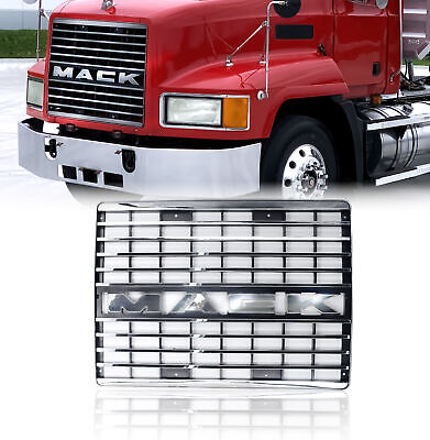 $260 • Buy Mack CH Truck Chrome Grille Best Price Direct OEM Replacement