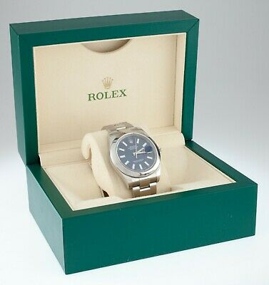 $ CDN11168.41 • Buy Rolex ♛ Stainless Steel Datejust II 116300 Men's Watch W/ Box And Papers