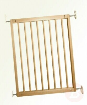 BabyDan No Trip Beechwood Safety Gate • 68.96£