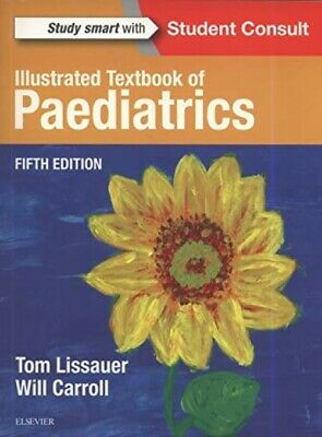 Illustrated Textbook Of Paediatrics, 5e • 50.52£