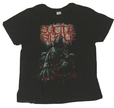 Suicide Silence Tshirt - Size M  • 15.31£