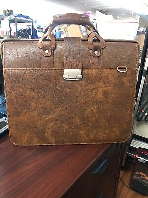 $110 • Buy Amerileather Leather Doctor's Carriage Bag NWT