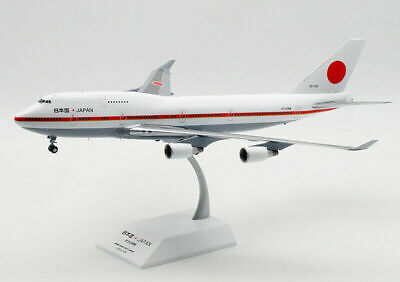 AU248.30 • Buy Jc Wings 1/200 Lh2208 Japan Air Self Defence Force B747-400 20-1102 W/stand