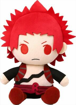 $ CDN73.43 • Buy My Hero Academia Plush Doll Stuffed Toy Hero Ver Kirishima Eijiro JAPAN 2019