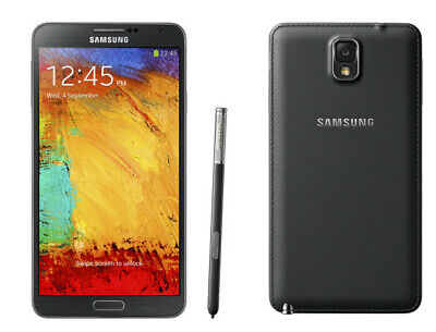 $ CDN109.99 • Buy Samsung Galaxy Note 3 SM-N900W8 - 32GB - BLACK (Unlocked) Smartphone W/ Charger