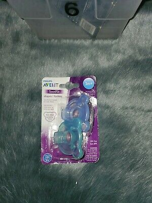 AU12.74 • Buy Philips Avent Soothie  3m Green/Blue - SCF194/04