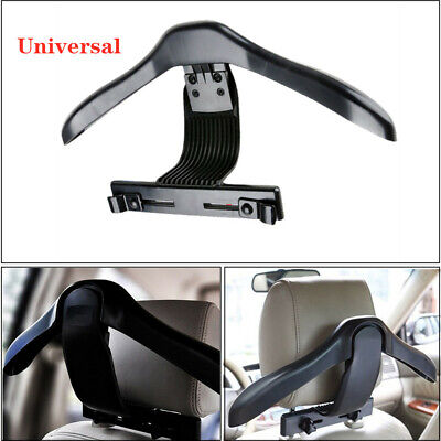 $ CDN23.90 • Buy Universal Black Auto Car Seat Headrest Jacket Coat Suit Clothes Hanger Holder