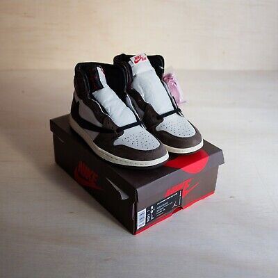 $1699.99 • Buy Jordan 1 Retro High Travis Scott Size 8, DS Brand New