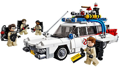 LEGO Ideas Ghostbusters Ecto-1 (21108) 100% Complete VERY GOOD CONDITION • 59.95£