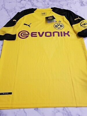 $35 • Buy Christian Pulisic Puma Dortmund SOCCER JERSEY Large