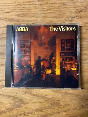 £32.25 • Buy RARE USED CD: The Visitors By ABBA (CD, 1983 Polar) Great Condition