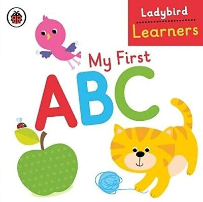 My First ABC: Ladybird Learners • 6.11£