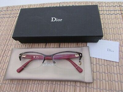 CHRISTIAN  DIOR  CD3764 'Les Marquises'  Ladies Semi-Rimless  Glasses Frames • 65£