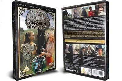 THE ADVENTURES OF BLACK BEAUTY - Complete Series  8-Disc Set         Fast  Ship • 54.99£