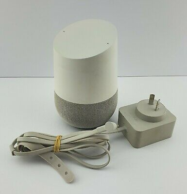 AU89 • Buy Google Home Smart Assistant - White Slate