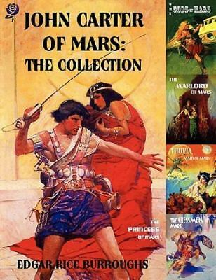 $18.45 • Buy John Carter Of Mars: The Collection -