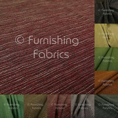 £0.99 • Buy Durable Heavily Textured Detailed Weave Material Furnishing Upholstery Fabric