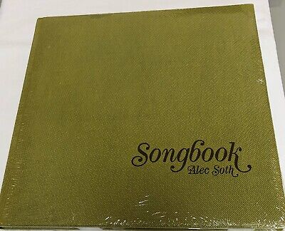 $115 • Buy Alec Soth: Songbook, Signed! New In Wraps, Publisher: Max 2015, 1st Edition