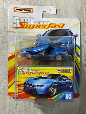 $6 • Buy '16 BMW I8 | Matchbox Superfast | 2019