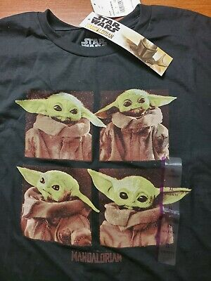 $12.99 • Buy STAR WARS THE MANDALORIAN The Child Baby Yoda T-Shirt XL Licensed Product