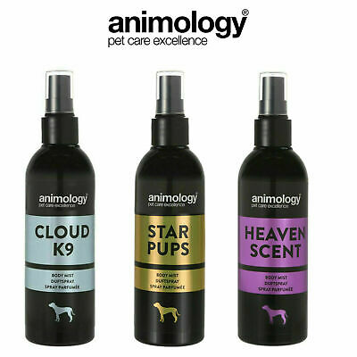 Animology Dog Puppy Spray Body Mist Scents Deodorant Perfume K9 150ml  • 7.99£