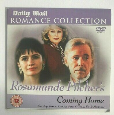 Daily Mail DVD,Romance Collection,7 DVD's Catherine Cooksons,Danielle Steels  • 7£