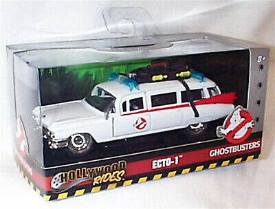 Ghostbusters ECTO-1 1-32 Diecast Model Scale New In Box Jada 99748 • 14.75£