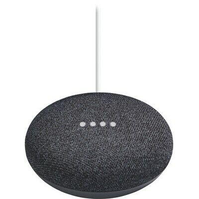 AU75.19 • Buy Google Home Mini Speaker - Charcoal
