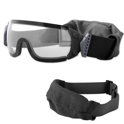 £59.75 • Buy ESS Jumpmaster Ballistic Goggles Glasses Tactical Protective Military Black