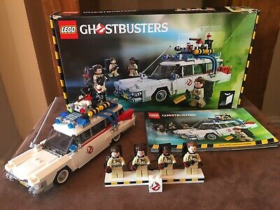 LEGO GHOSTBUSTERS 21108 ECTO-1 Complete Lego Set - Boxed • 46£