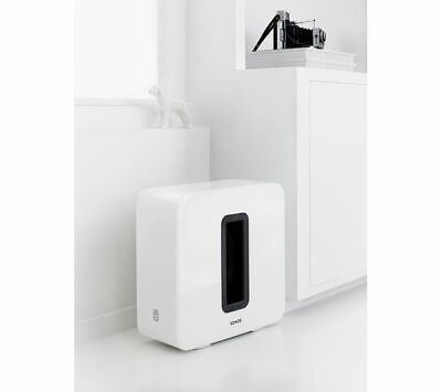 AU899 • Buy Sonos Subwoofer In White NEW In A Box