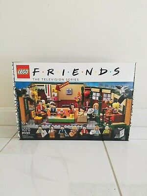$86.98 • Buy Lego Friends Central Perk 21319 Brand New IN HAND