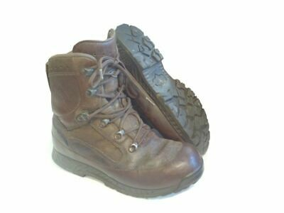 £12.99 • Buy British Army Haix Boots - Brown - Grade 2  - Various Sizes - Cadet Boots