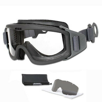 £119.75 • Buy ESS Pivot Team Wendy Ballistic Goggles Glasses Tactical Protective Military Grey