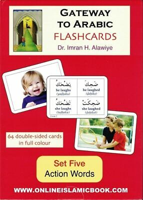 £12.94 • Buy Gateway To Arabic Flash Card Set Five (Action Flashcards)