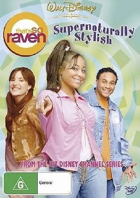 That's So Raven - Supernaturally Stylish - DVD - FREE POST • 5.21£