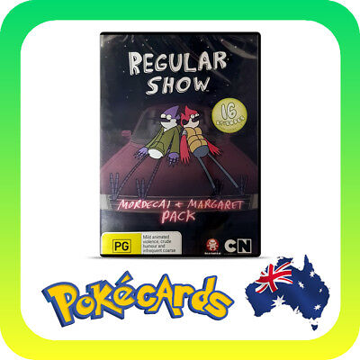 Regular Show - Mordecai / Margaret (DVD, 2014) • 5.43£