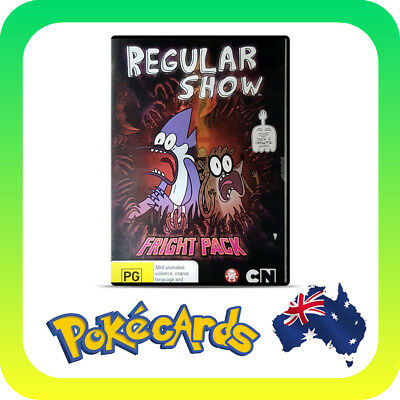 Regular Show (DVD, 2014) • 5.43£