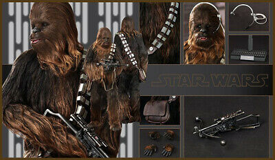 AU449.95 • Buy Hot Toys Mms262 Chewbacca Star Wars A New Hope 1/6 Scale Action Figure