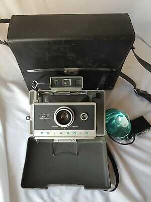 $ CDN14.99 • Buy  Vintage Polaroid Camera Automatic 330 Land Camera With Case