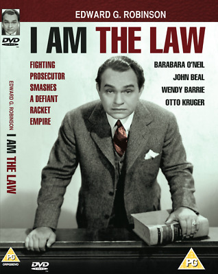 £6.85 • Buy I Am The Law (DVD) Edward G Robinson. Free Post From UK