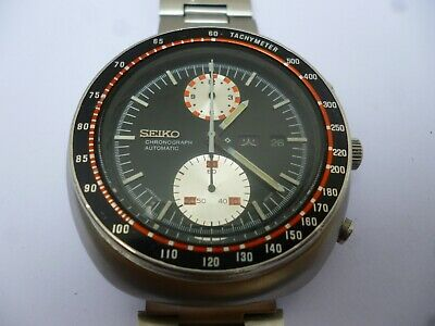 $ CDN564.10 • Buy Vintage Seiko Chronograph Ufo  6138-0011 In Stunning Condition