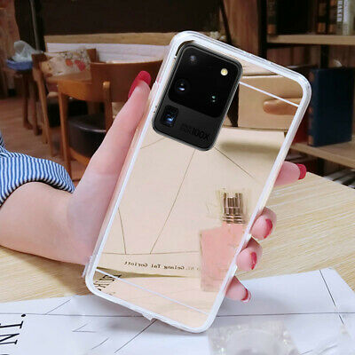 $ CDN1.25 • Buy Luxury Mirror Hybrid Case Cover For Samsung S20FE Plus Note 20 Ultra A71 A51 A31