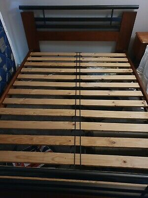 AU50 • Buy Queen Bed Frame (Forty Winks)