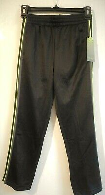 $14 • Buy Tek Gear Athletic Pants Youth Boys Size S 8 Black New NWT