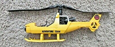 $ CDN125.52 • Buy G.i. Joe Adventure Team Helicopter Air Adventurer Vehicle 3.75  Club Exclusive